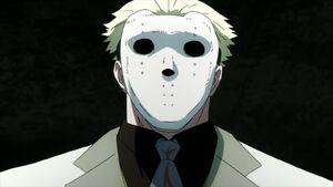 Tokyo Yamori's mask