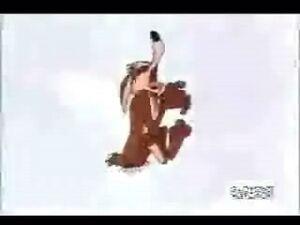 Wile E. Coyote Howling cartoon
