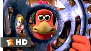Chicken Run (2000) - Building Suspense Scene (7 10) Movieclips)