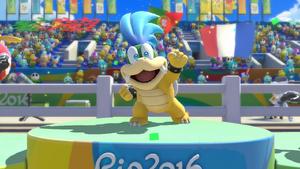 Larry M&S Rio WiiU victory