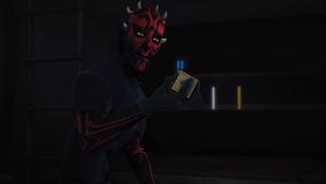 Maul Jedi holocron