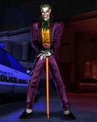 Mortal Kombat Joker-0