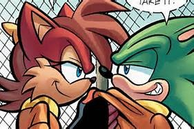 Scourge and Fiona 2