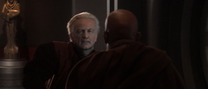 Sidious dueling