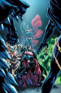 Superman Vol 5 9 Textless