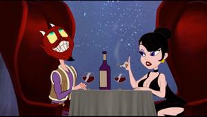Velvet and Satan