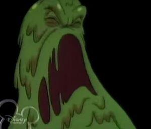Crud yelling SMUDGE