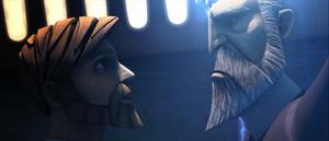 Dooku Kenobi face