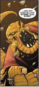 Gog (Tsiln) (Earth-616) from Amazing Spider-Man Vol 5 42 0001
