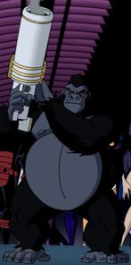 Grodd animated 09