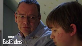 Ian Tells Bobby he Killed Lucy EastEnders