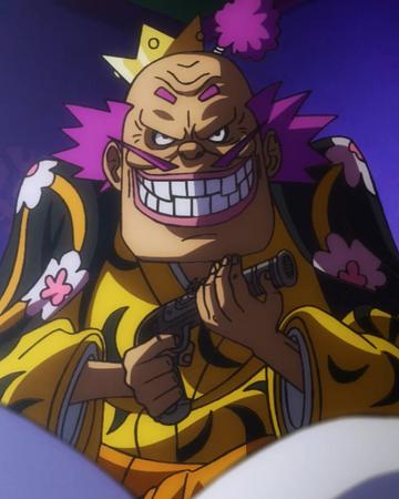 Kurozumi Orochi Villains Wiki Fandom