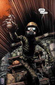 Super Toxin 451-A Scarecrow