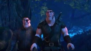 Tangled Gothel Meets The Stabbington Brothers Part 15 HD