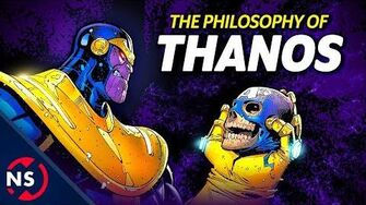 The Philosophy of Thanos Marvel's Conflicted Nihilist..
