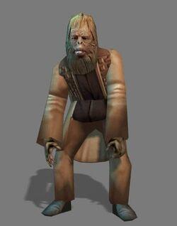 Zaius (UbiSoft)