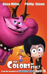 Belphy, Vivian and Nancy in a promotional poster