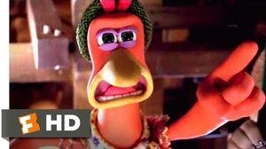 Chicken Run (2000) - Chickens Attack! Scene (8 10) Movieclips
