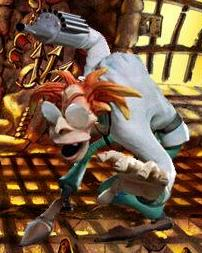 ClayFighter Dr. Kiln