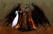 Dante's Inferno Lucifer Concept