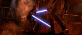 Darth Vader catwalk