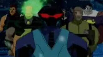 Devil Ray on Justice League Unlimited