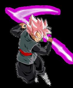 Goku black super saiyan rose by chronofz-dbzsspo