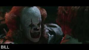IT Movie Pennywise dancing full scene