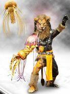Lion-Kurage