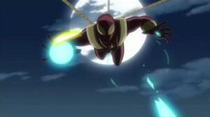 Marvel's Ultimate Spider-Man - Iron Spider VS Dock Ock Part 1