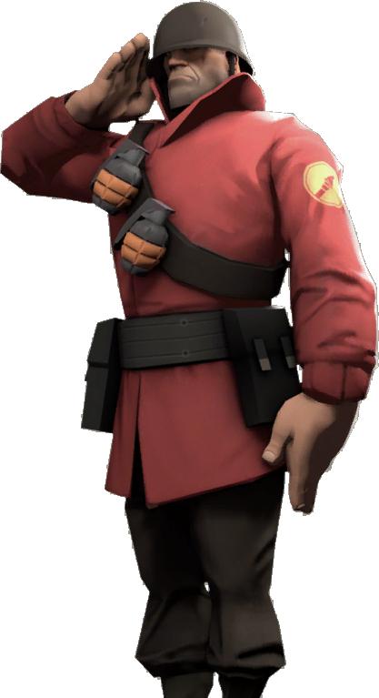 Soldier Team Fortress 2 Villains Wiki Fandom