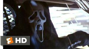 Scream 2 (9 12) Movie CLIP - Reckless Driving (1997) HD