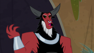 Tirek 'assuming you even have a plan' S9E8