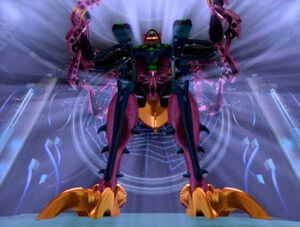 Transmetal Tarantulas