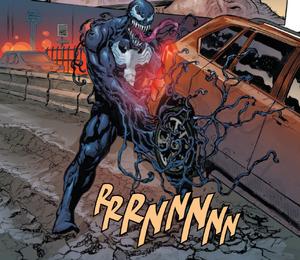 Venom stop car
