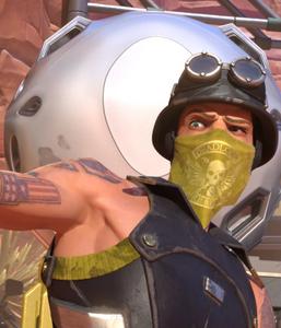 Zeke (Overwatch)