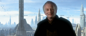 Chancellor Palpatine suggests