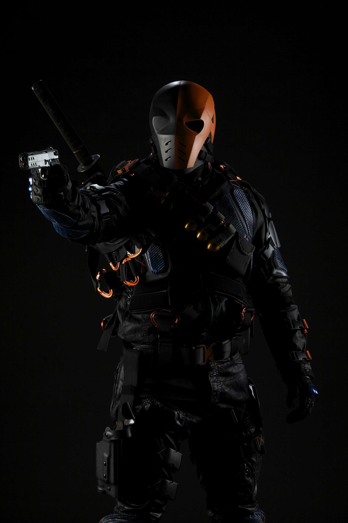 Deathstroke-Arrow & Deathstroke (Arrowverse) | Villains Wiki | FANDOM powered by Wikia
