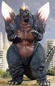 Godzilla SpaceGodzilla 1