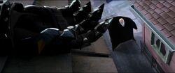 Kingpin after shooting Aaron