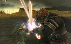 Link vs Ganondorf (Twilight Princess)