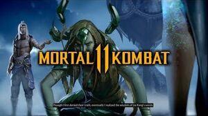 Mortal Kombat 11 Cetrion Ending - MK11 Klassic Tower