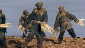 Scarecrows(Doctor Who)