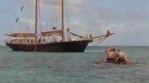 Shipwrecked (1990 film clip) The Pirates are sunk