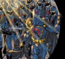 Cobra Commander soldiers