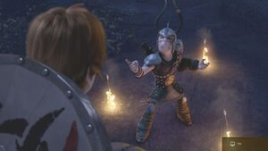 Dagur Vs. Hiccup