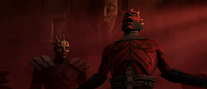 Darth Maul wail
