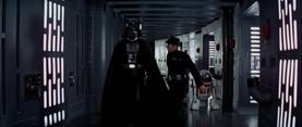 Darth Vader informed