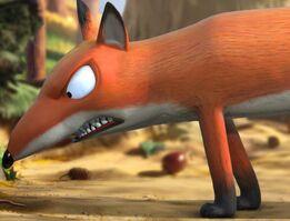 Fox (The Gruffalo)