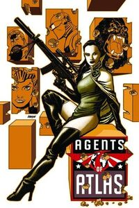 Jade Claw (Agents of Atlas Vol 2 10)